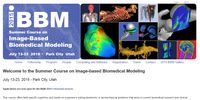 Summer Course on Image-based Biomedical Modeling