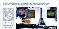 IEEE Symposium on Large Scale Data Analysis and Visualization (LDAV) 2014